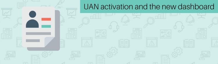 Steps for UAN Activation Procedure
