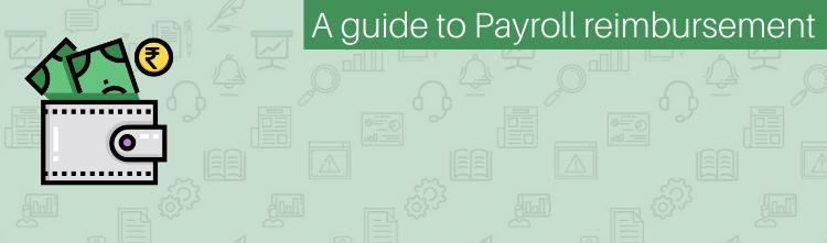What is Payroll Reimbursement?