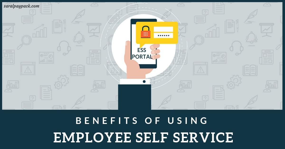 Benefits of Employee Self Service Portal (ESS Portal)