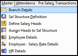 Branch creation in Saral PayPack - go to branch details
