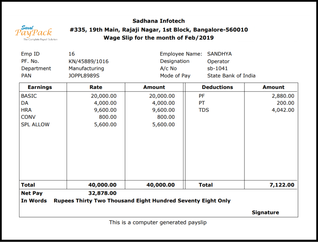 Payslip-format